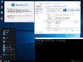 Windows 10 Enterprise LTSB Lite by yahoo002 v1 (x64) (2017) [Rus]