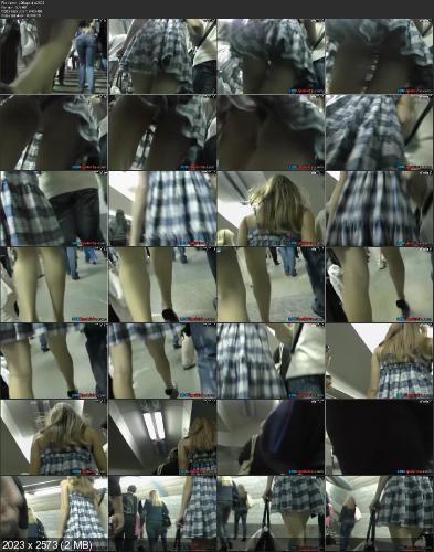 Tags: Upskirt, Voyeur, Panty, Peeping, Spycam.