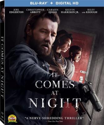Оно приходит ночью / It Comes at Night (2017) RUS Transfer / Blu-Ray 1080p