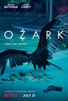 Озарк / Ozark [Сезон: 1] (2017) WEBRip 1080p | Пифагор