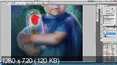 Видеокурс фотошоп Маленький принц (2017)