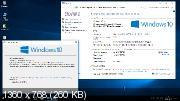 Windows 10 Multi 10.0.15063 Version 1703 4in1 v.1 (RUS/2017)
