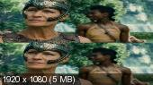 Без черных полос (На весь экран) Чудо-женщина 3D / Wonder Woman 3D (BY_AMSTAFF) Вертикальная анаморфная стереопара