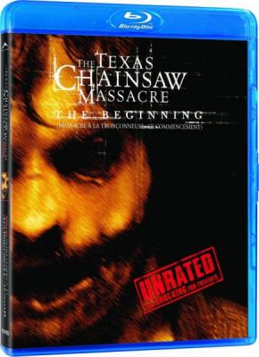 Техасская резня бензопилой: Начало / The Texas Chainsaw Massacre: The Beginning (2006) BDRemux   Unrated