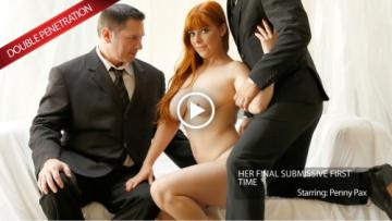 Penny Pax (Penny Submits One Last Time For A Memory / 22.09.2017) FullHD 1080p