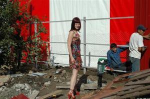 Name Photoset: Russian Nude - Oxana D 1