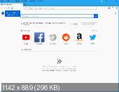 Mozilla Firefox Quantum Portable 58.0a1 RUS 32-64 bit DC 2017-10-22 PortableAppZ