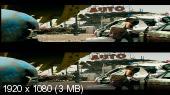 Трансформеры: Последний рыцарь 3D / Transformers: The Last Knight 3D Вертикальная анаморфная стереопара