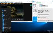 Windows 10 Enterprise RTM-Escrow 16296.0 rs3 LIM by Lopatkin (x86-x64) (2017) [Rus]