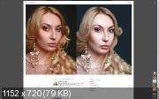 Вебинар Критика ретуши фотографий от проф-ретушера (2017)