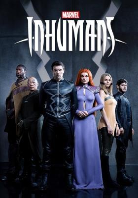 Сверхлюди / Нелюди / Inhumans [Сезон: 1, Серии: 1-4] (2017) WEB-DL 720р | LostFilm