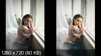 Как сделать нежное фото. От съемки до цветокоррекции (2017)