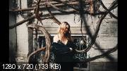 Идеи для фотосессии на улице. Старые дворы (2017) HDRip