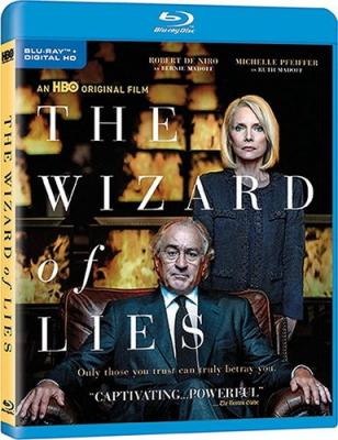 Лжец, Великий и Ужасный / The Wizard of Lies (2017) BDRemux