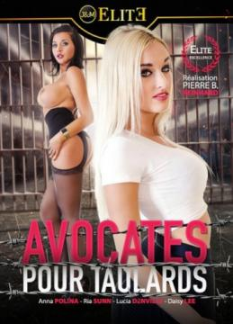 Avocates pour taulards (Pierre B.Reinhard, Jacquie & Michel selection Elite) (2017) HD 720p