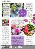 Цветники в саду №11  (ноябрь /  2017)