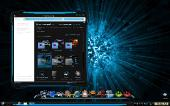 Windows 8.1 Professional DEEP SPACE by novik v.2.0 (x64) (10.2017) [Rus]