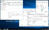 Windows 10 1709 Pro OEM 16299.19 rs3 XXS by Lopatkin (x86-x64) (2017) [Rus]