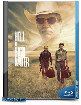 Любой ценой / Hell or High Water (2016) BDRip 720p от NNNB | D, A