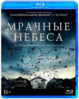 Мрачные небеса / Dark Skies (2013) BDRip 1080p | Rus Transfer | Лицензия