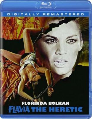 Флавия, мусульманская монахиня / Flavia, la monaca musulmana (1974) BDRemux