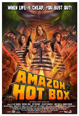 Амазонская тюряга / Amazon Hot Box (2018)
