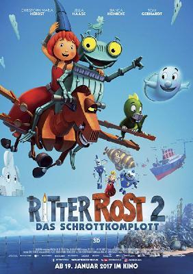 Храброе сердце. Заговор в королевстве / Ritter Rost 2: Das Schrottkomplott (2017)