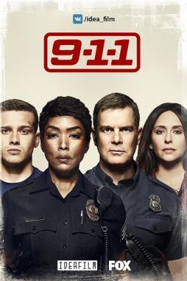 911 служба спасения / 9-1-1 [Сезон 2, Серии 1-3 (16)] WEBRip 720p |  IdeaFilm