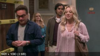 Теория большого взрыва / The Big Bang Theory [Сезон: 12, Эпизоды 1-19 из 24] (2018) WEB-DL 1080p | ColdFilm, BaibaKo