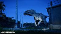 Jurassic World Evolution: Deluxe Edition (2018/RUS/ENG/RePack by xatab)
