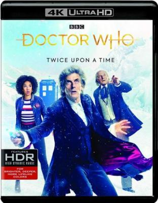 ������ ���: ������ �� ������� / Doctor Who: Twice Upon a Time (2017) BDRemux 2160p �� MediaClub | 4K | HDR | BaibaKo