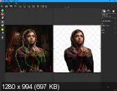 TeoreX PhotoScissors Portable 5.0 ENG/RUS 32-64 bit FoxxApp