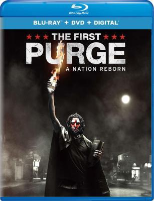 Судная ночь. Начало / The First Purge (2018) BDRip 1080p от TeamHD | iTunes