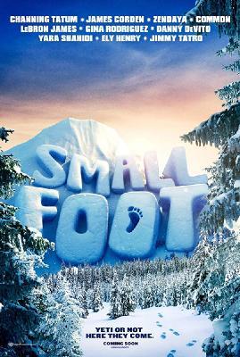 Смолфут / Smallfoot (2018)