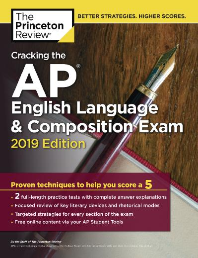 ing the AP English Language & Composition Exam Practice Tests & Proven Techniques to Help You Sco...