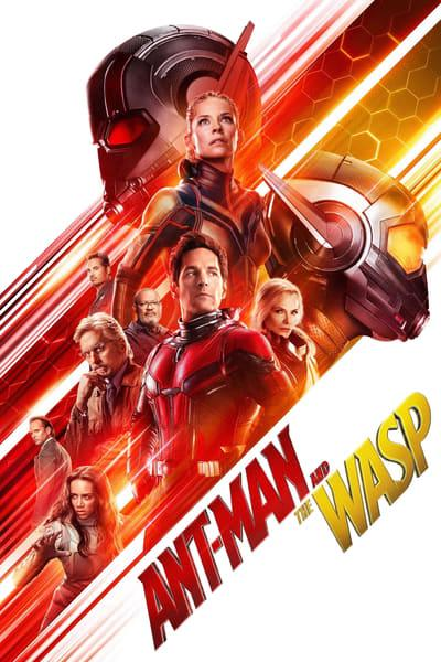 Ant-man and the Wasp 2018 BluRay 1080p x264 DTS HDMA 7 1-DTOne