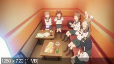 В горы / Yama no Susume: Third Season [S3] (2018) WEBRip 720p | Persona99
