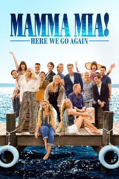 Mamma Mia Here We Go Again 2018 1080p WEB-DL DD5 1 H264-CMRG[]