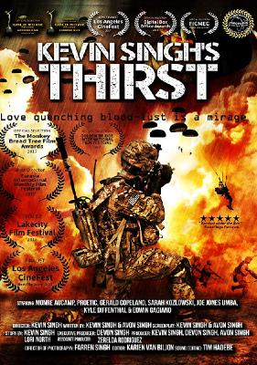 Жажда / Thirst (Desert Storm) (2018)