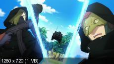 Мастера меча онлайн: Алисизация / Sword Art Online: Alicization [01 из 12] (2018) WEBRip 1080p | D, L, L2