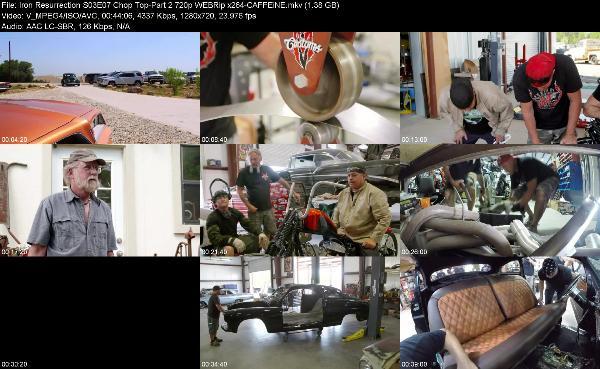 Iron Resurrection S03E07 Chop Top-Part 2 720p WEBRip x264-CAFFEiNE