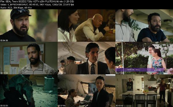 SEAL Team S02E02 720p HDTV x264-PLUTONiUM