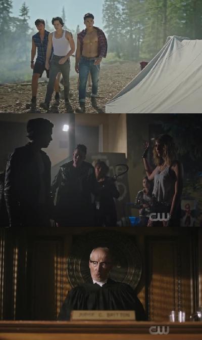 Riverdale US S03E01 HDTV x264-SVA