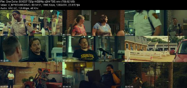 One Dollar S01E07 720p WEBRip x264-TBS