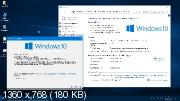Windows 10 Enterprise LTSB x64 v.18.10 by Semit (ENG/RUS/UKR/2018)