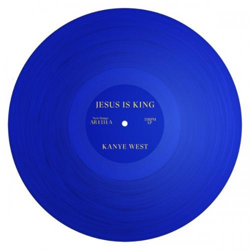 Kanye West   JESUS IS KING (2019)