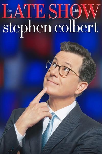 Stephen Colbert 2019 10 25 Eddie Murphy 720p HDTV x264-SORNY