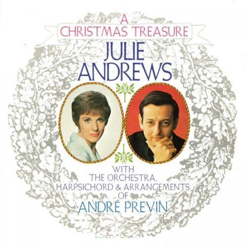 Julie rews & ré Previn   Christmas Treasure (1967)