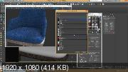 Трендовый интерьер в 3D Max за 2 часа + Бонус (2019) Мастер-класс
