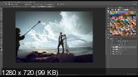 Роскошная арт обработка фото (2019) HDRip